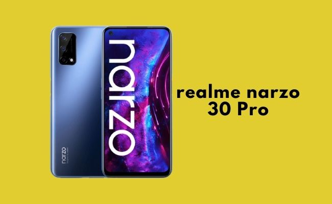 How to buy realme narzo 30 Pro from Flipkart