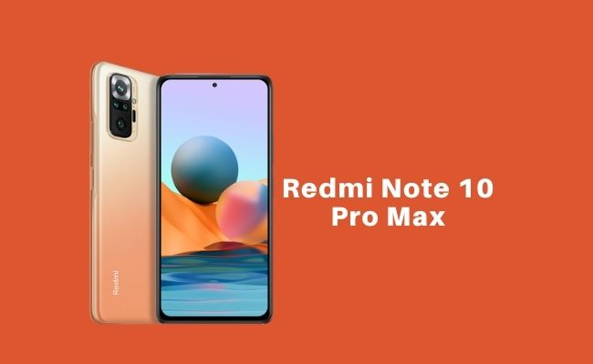 How to buy Redmi Note 10 Pro Max from Amazon