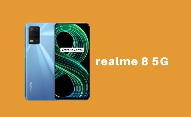 How to buy realme 8 5G from Flipkart