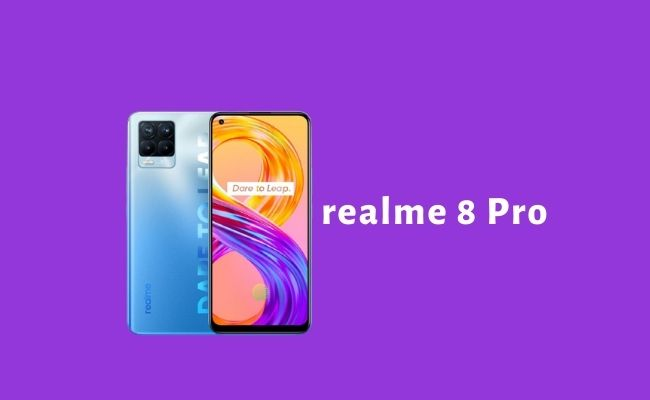 How to buy realme 8 Pro from Flipkart