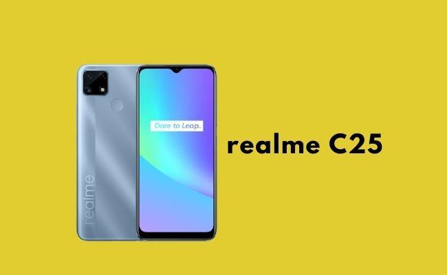 How to buy realme C25 from Flipkart