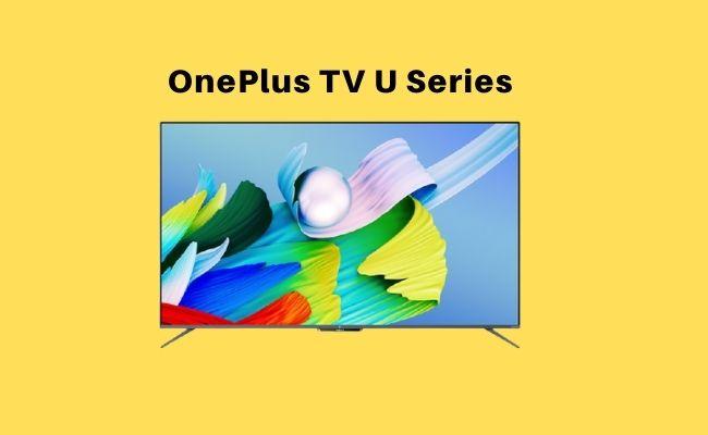 How to buy OnePlus TV U Series from Amazon