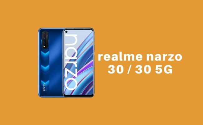 How to buy realme narzo 30/30 5G from Flipkart