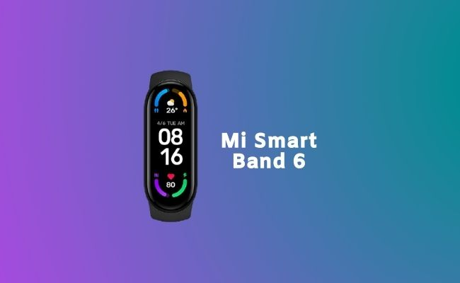 How to buy Mi Smart Band 6 from Amazon